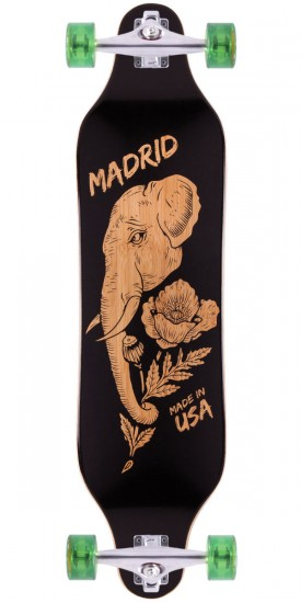 Madrid Missionary Elephant Longboard Complete - Top Mount - 2015