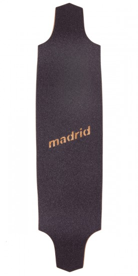 Madrid Ratchet Anagram Longboard Deck