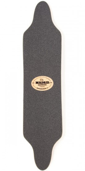 Madrid Tombstone Fiber Glass Flex Longboard Complete