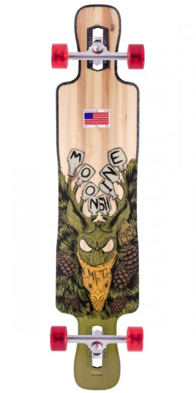Moonshine County Line Longboard Complete - Soft