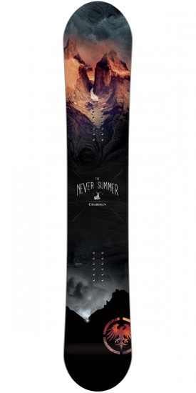 Never Summer Chairman Snowboard 2018