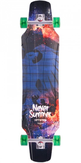Never Summer Commander Longboard Complete - 2015