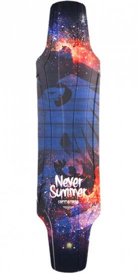 Never Summer Commander Longboard Deck - 2015