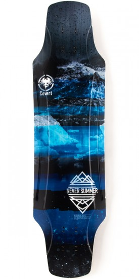 Never Summer Covert Longboard Deck