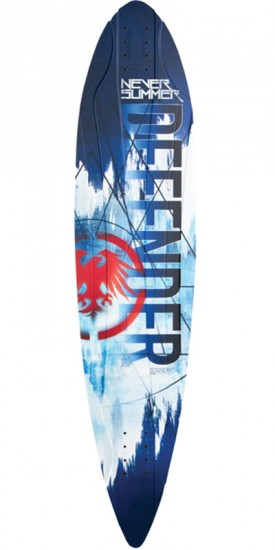 Never Summer Defender Longboard Deck - 2015