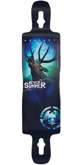 Never Summer Deviant Longboard Deck - 2015