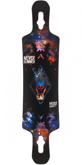 Never Summer Heist Longboard Deck