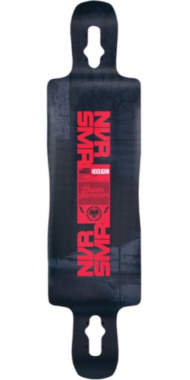 Never Summer Hooligan Longboard Deck - 2015