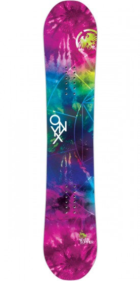 Never Summer Onyx Women's Snowboard 2015