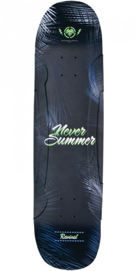 Never Summer Revival Longboard Deck - 2015