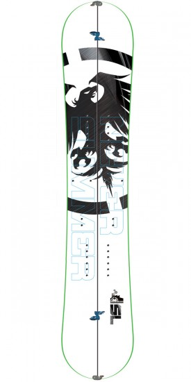Never Summer SL Split X Splitboard 2015