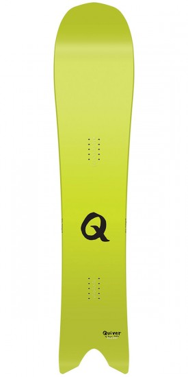 Nitro The Quiver Treehugger Snowboard 2018