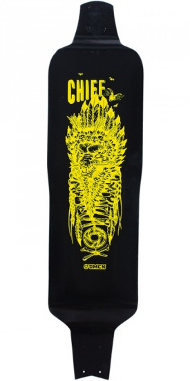 Omen Chief Longboard Skateboard Deck