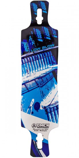 Omen Low Blow Longboard Deck