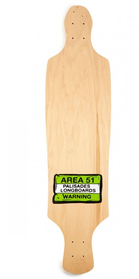Palisades Area 51 BBQ Longboard Complete