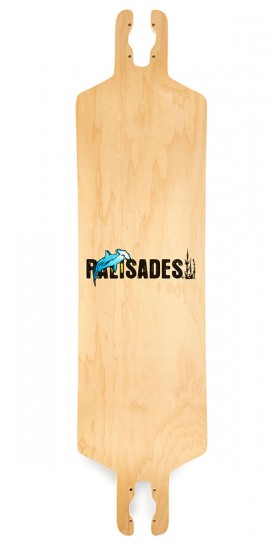 Palisades City of Atlantis Longboard Complete