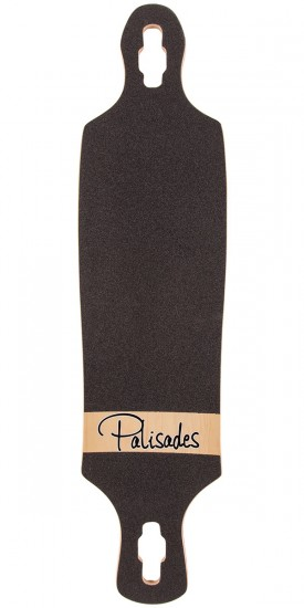 Palisades Skully Drop Longboard Complete - Berry