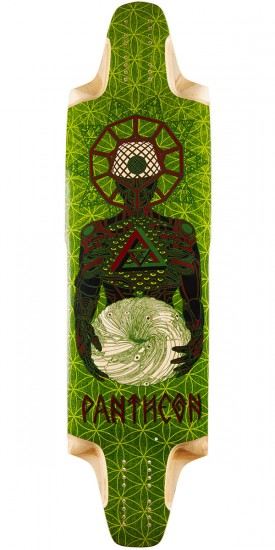 Pantheon Scoot Longboard Deck