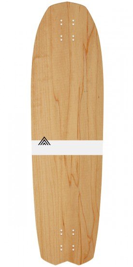 Prism Theory V2 Longboard Deck - 40s