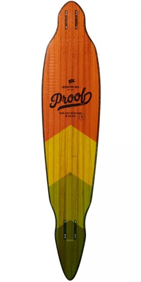 Moonshine Proof Longboard Deck - 2017