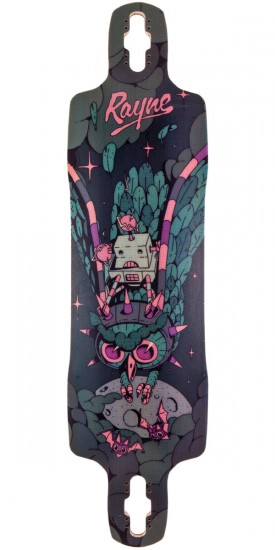 Rayne Amazon V3 Longboard Deck
