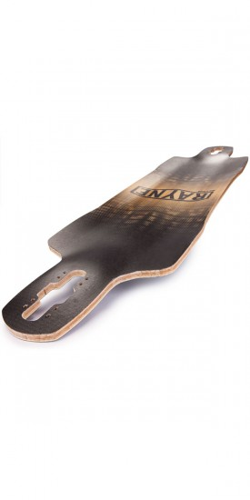 Rayne Amazon Warrior Longboard Skateboard Deck