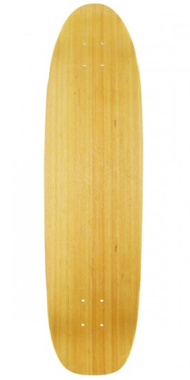 Rayne Anthem Geo Graphic Longboard Deck - Blem