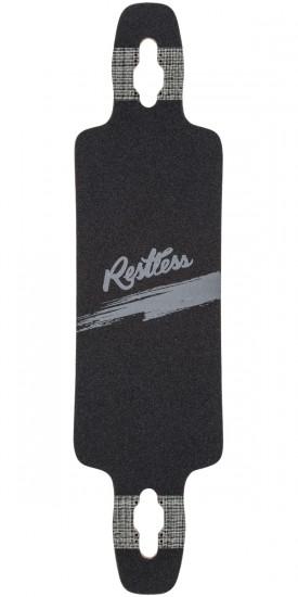 Restless Splinter 38 Bust Longboard Deck