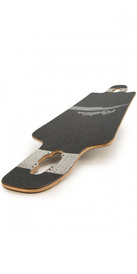 Restless Longboards Splinter 40 Bust Longboard Deck
