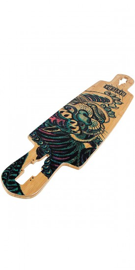 Riviera Kung Fu Kitty Longboard Complete