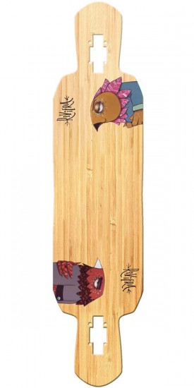 Riviera Word to the Wise Longboard Deck