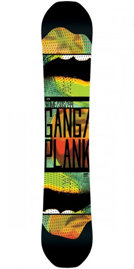 Rome Gang Plank Snowboard 2015