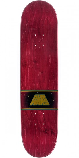 Star Wars Slave Leia Skateboard Deck - 7.80""