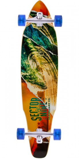 Sector 9 Chamber Longboard Complete