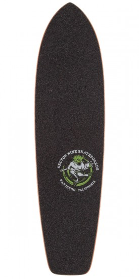 Sector 9 Dart Longboard Deck - Green