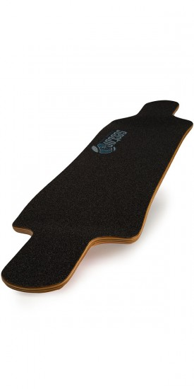 Sector 9 Faultline Longboard Complete - Red