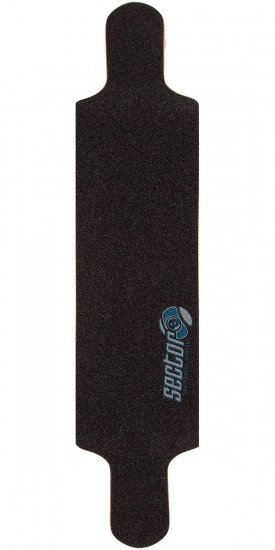 Sector 9 Faultline Longboard Deck - Red