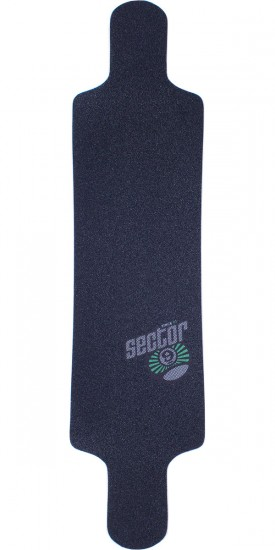 Sector 9 Faultline Longboard Skateboard Deck - Orange 2014