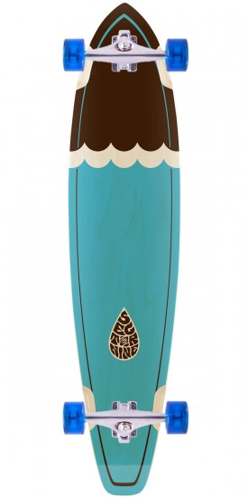 Sector 9 Highline Longboard Complete - Blue