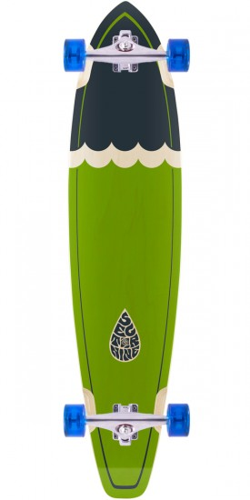 Sector 9 Highline Longboard Complete - Green