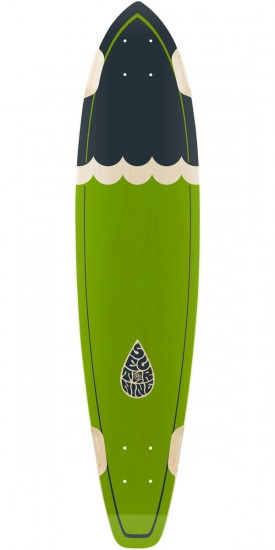 Sector 9 Highline Longboard Deck - Green