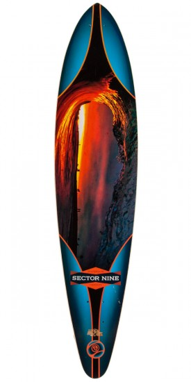 Sector 9 Ledger Longboard Deck
