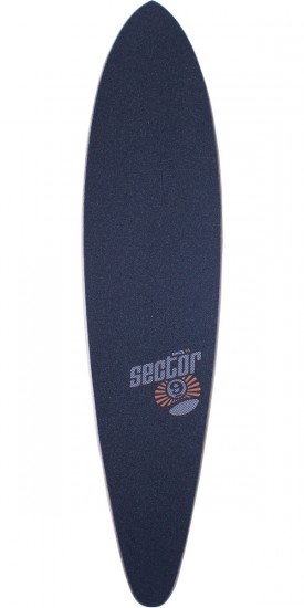 Sector 9 Ledger Longboard Skateboard Deck - 2014