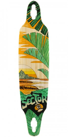 Sector 9 Lookout Longboard Deck - 2017
