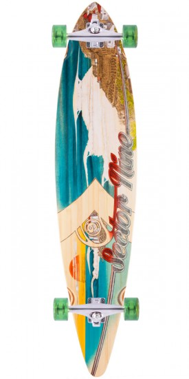 Sector 9 Madeira Longboard Complete 2015