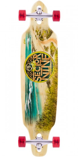 Sector 9 Mini Lookout Longboard Complete
