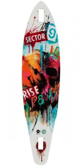 Sector 9 Rise and Fall Longboard Deck