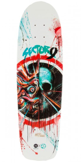 Sector 9 Shogun Assassin Longboard Deck