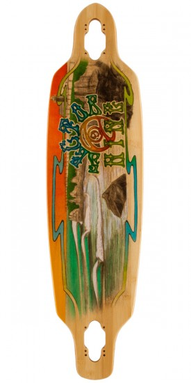 Sector 9 Shoots Longboard Deck