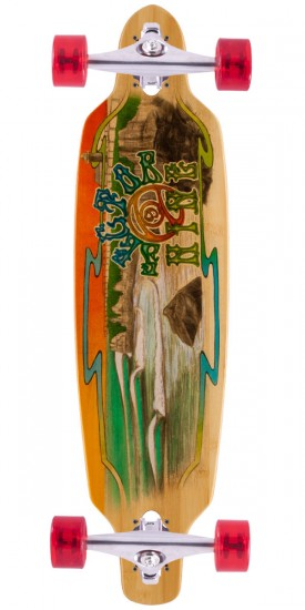 Sector 9 Shoots Longboard Complete